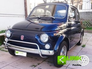 Fiat 500 L DEL 1970 TARGA ORO For Sale