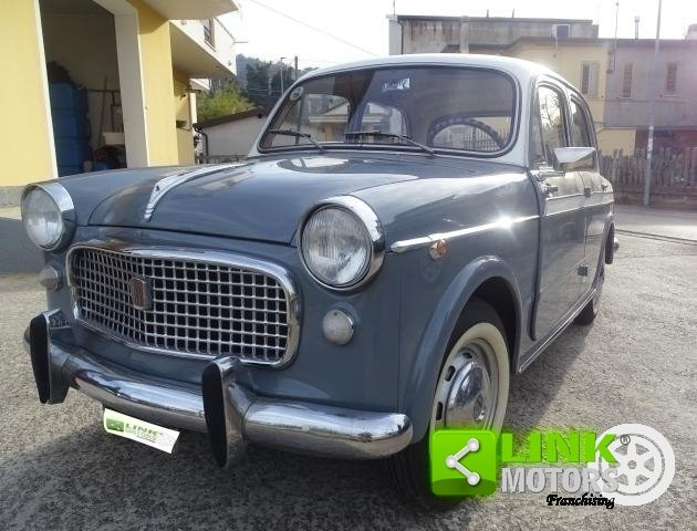 Fiat 1100 H 103 Lusso del 1959 For Sale (picture 1 of 6)