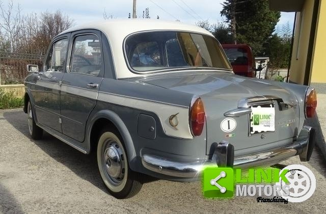 Fiat 1100 H 103 Lusso del 1959 For Sale (picture 2 of 6)