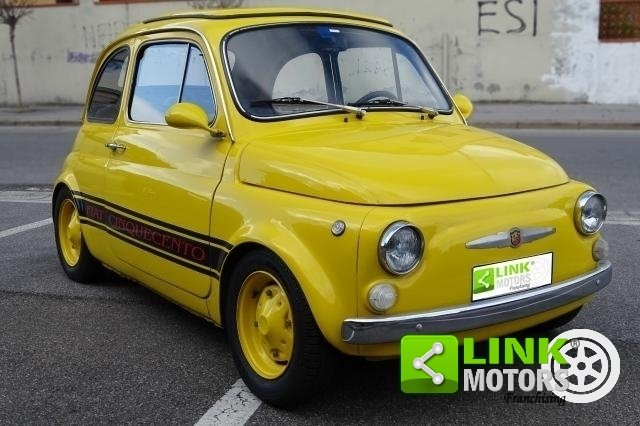 1970 Fiat 500 L For Sale (picture 1 of 6)