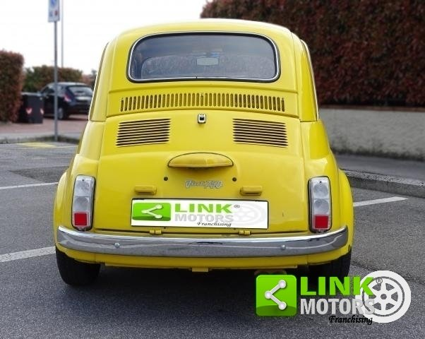 1970 Fiat 500 L For Sale (picture 3 of 6)