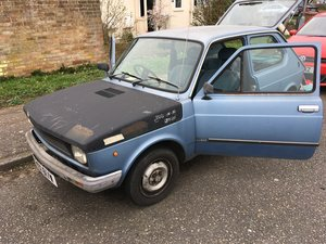 1980 Fiat 127 1050CL For Sale