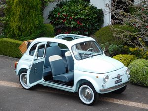Fiat 500D Trasformabile 1964 / LHD - Restored & Exceptional! For Sale