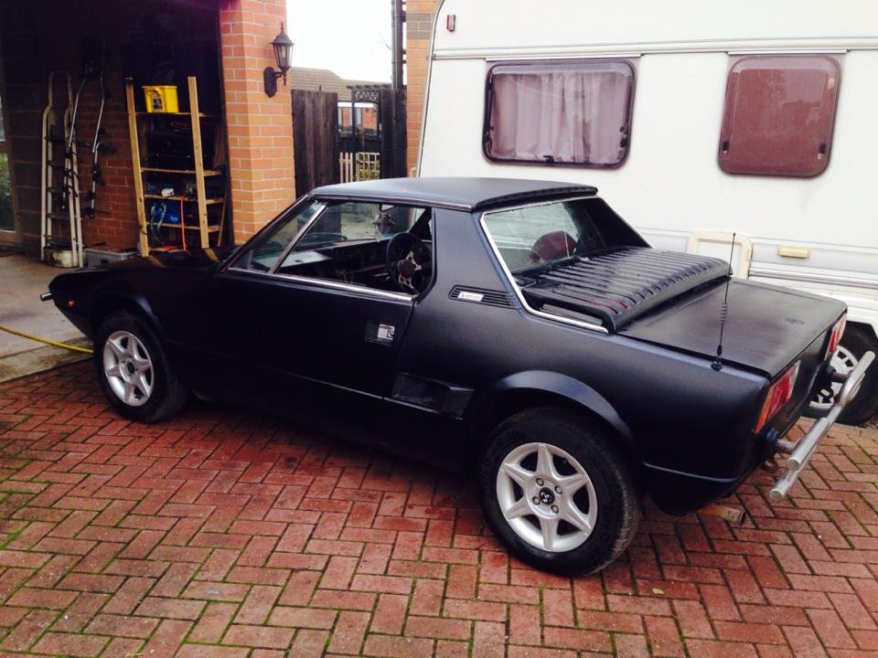 1983 Fiat X19  For Sale (picture 2 of 5)