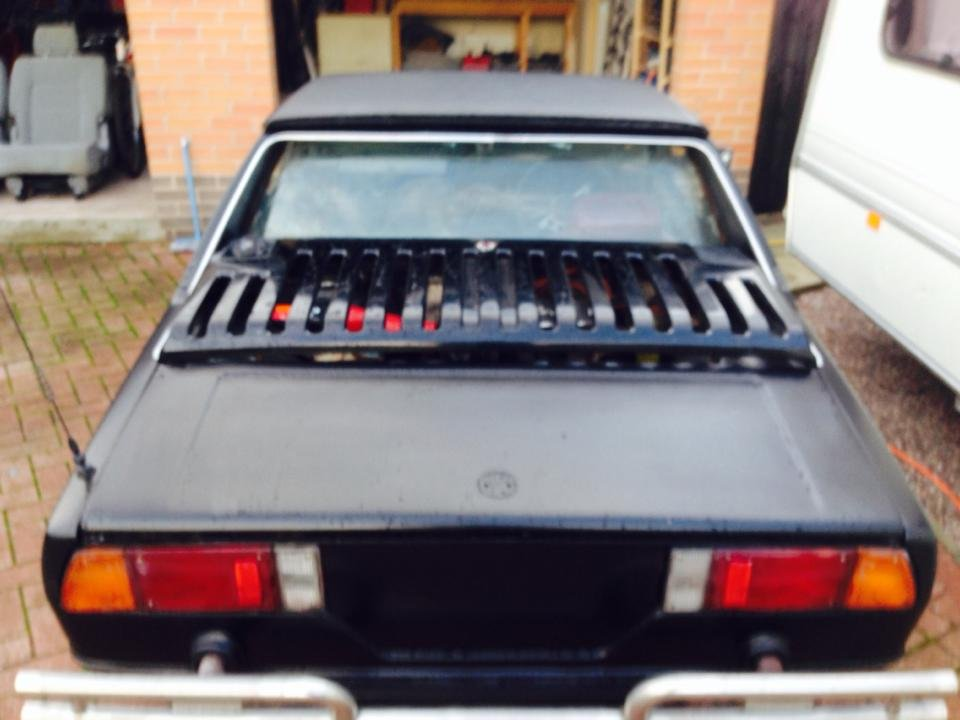 1983 Fiat X19  For Sale (picture 4 of 5)