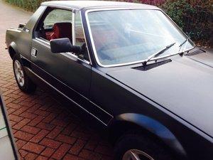 1983 Fiat X19