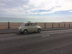FIAT 500D  RARE RHD UK MODEL 1963 For Sale