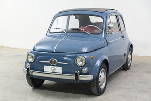 1963 Fiat Nuova 500 D *Nuts and Bolts Restoration* SOLD