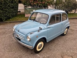 1956 Fiat - 600 1°Serie - elegible Mille Miglia For Sale