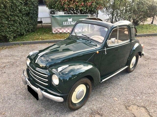 1953 Fiat - 500 C Topolino Trasformabile For Sale (picture 1 of 6)