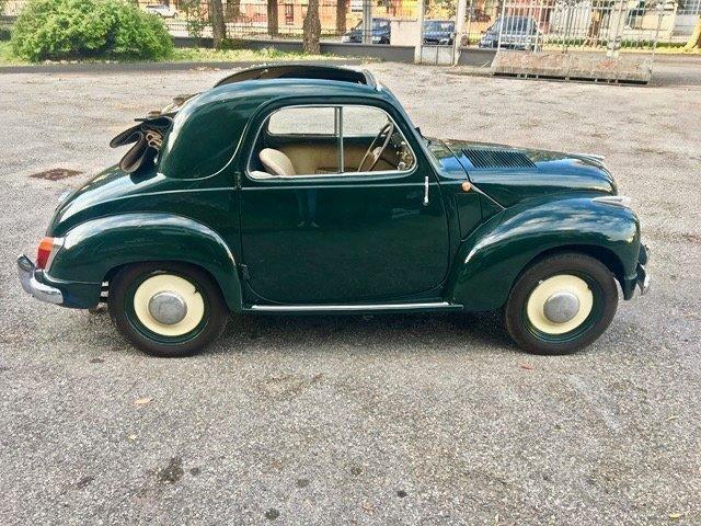 1953 Fiat - 500 C Topolino Trasformabile For Sale (picture 3 of 6)