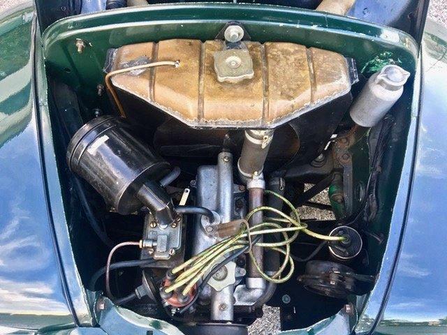 1953 Fiat - 500 C Topolino Trasformabile For Sale (picture 5 of 6)