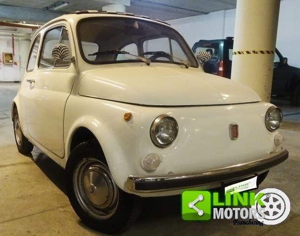 Fiat 500 L del 1969 For Sale (picture 1 of 6)