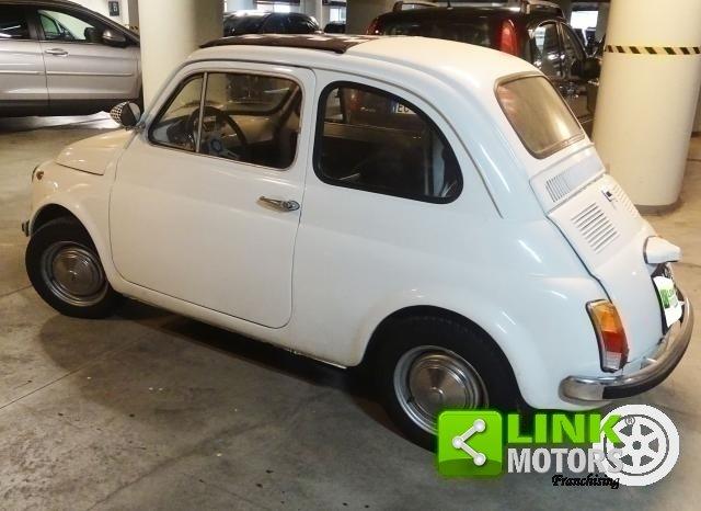 Fiat 500 L del 1969 For Sale (picture 2 of 6)