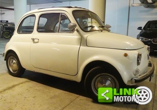 Fiat 500 L del 1969 For Sale (picture 4 of 6)