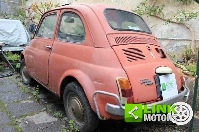 1969 Fiat 500 L For Sale (picture 4 of 6)