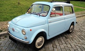 Fiat 500 Giardiniera - 1961 For Sale