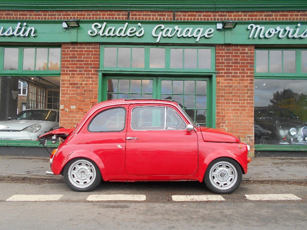 1971 Fiat 500 Abarth Recreation  For Sale (picture 1 of 4)
