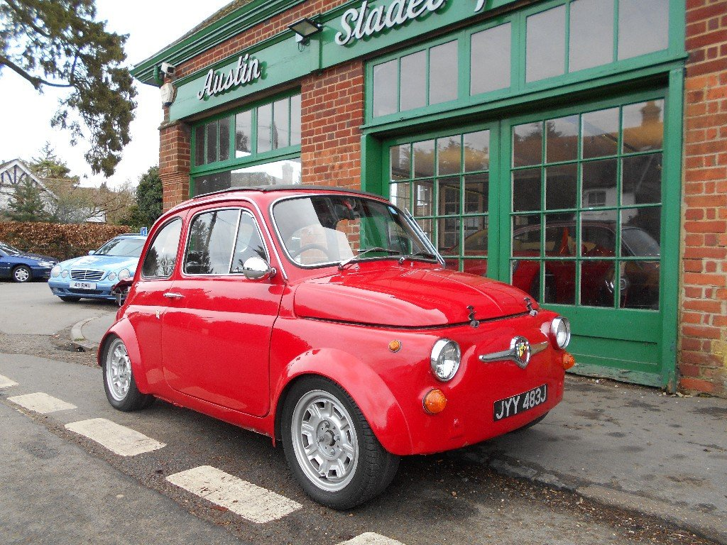 1971 Fiat 500 Abarth Recreation  For Sale (picture 3 of 4)