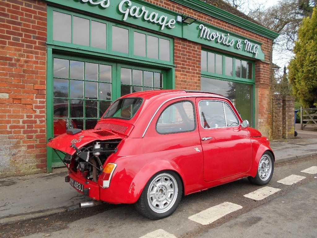 1971 Fiat 500 Abarth Recreation  For Sale (picture 4 of 4)