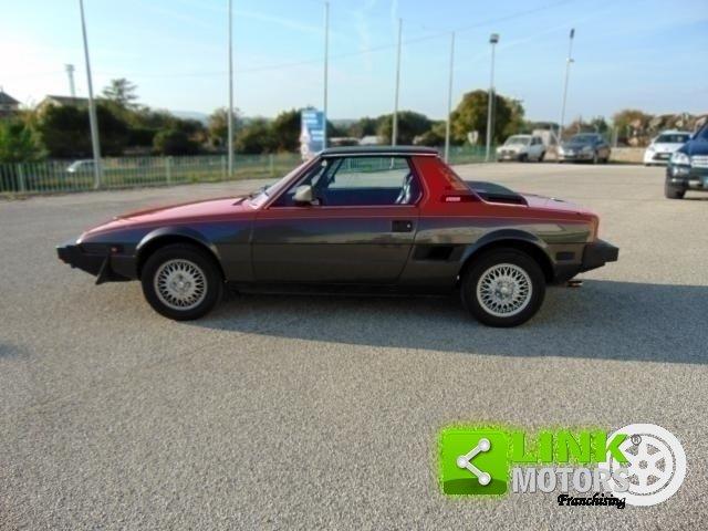 X1/9 Five Speed Bertone, prima immatricolazione UK 1985, gu For Sale (picture 6 of 6)