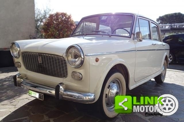 1963 Fiat 1100 D Berlina CONSERVATA For Sale (picture 1 of 6)