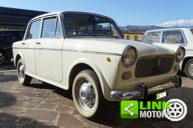 1963 Fiat 1100 D Berlina CONSERVATA For Sale (picture 2 of 6)