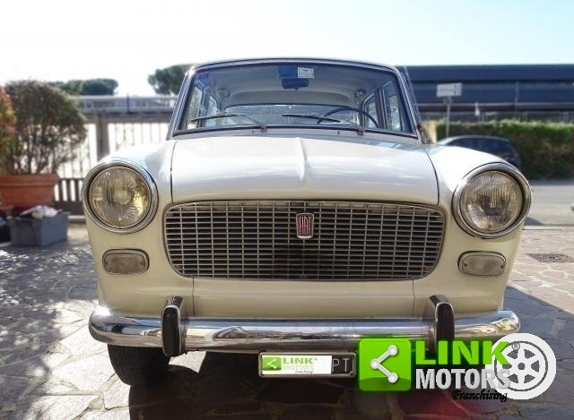 1963 Fiat 1100 D Berlina CONSERVATA For Sale (picture 3 of 6)