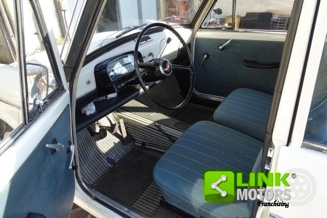 1963 Fiat 1100 D Berlina CONSERVATA For Sale (picture 6 of 6)