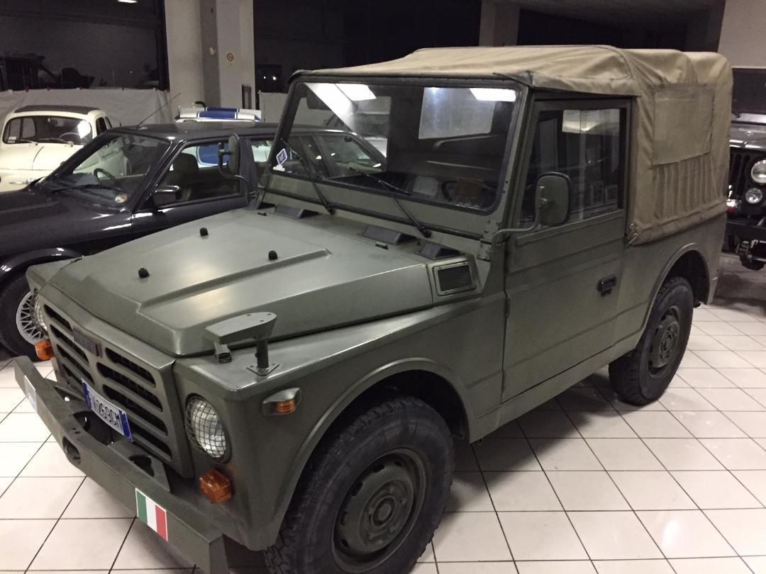 1985 fiat ar76 campagnolo Military For Sale (picture 1 of 4)