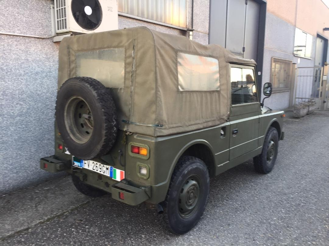 1985 fiat ar76 campagnolo Military For Sale (picture 2 of 4)