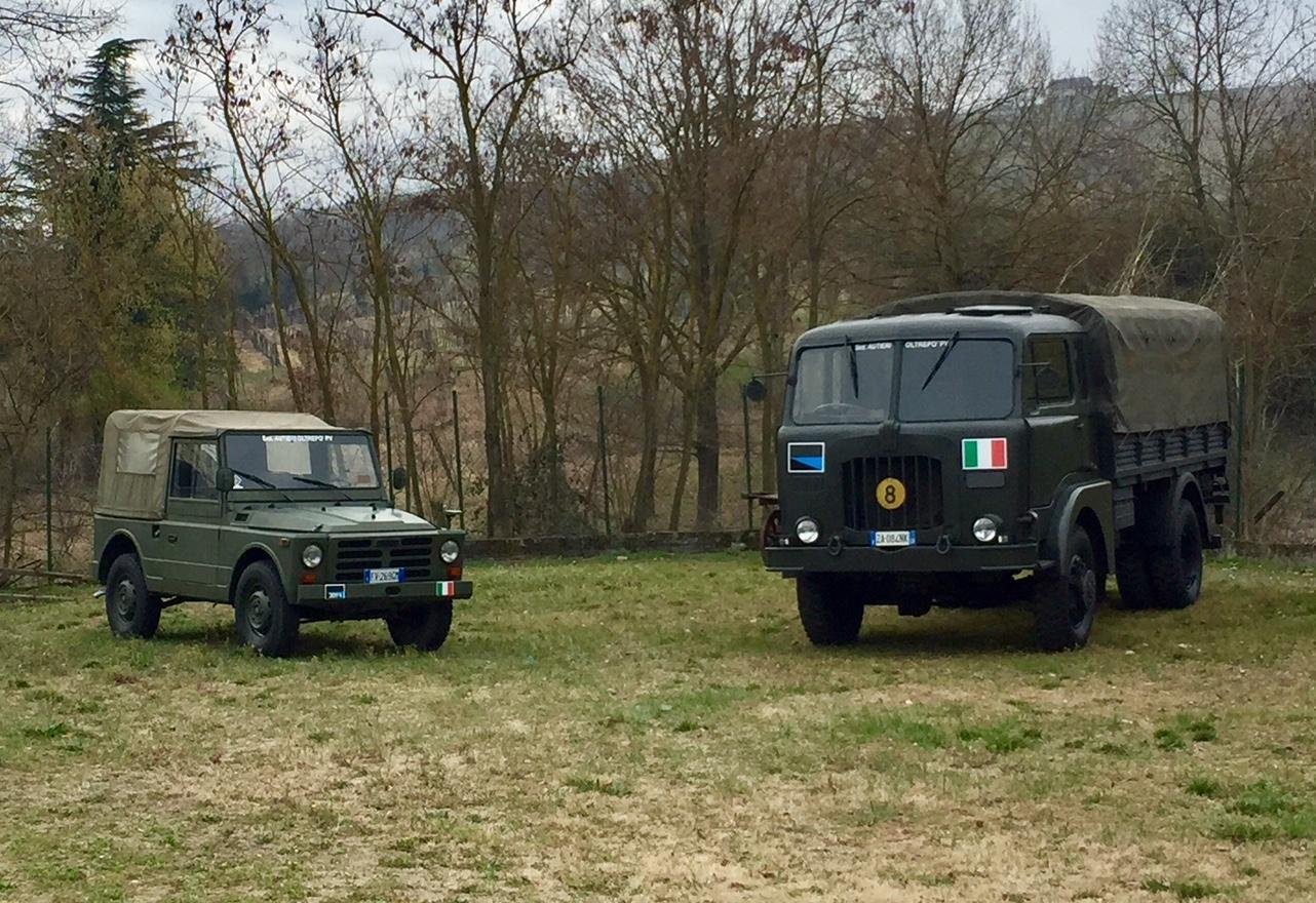 1973 fiat cm52 4x4 military For Sale (picture 4 of 4)