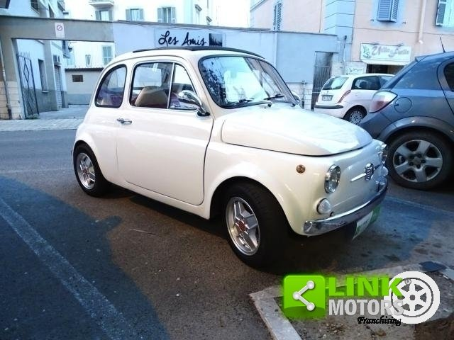 1965 Fiat 500f For Sale (picture 1 of 6)