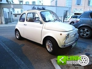 1965 Fiat 500f For Sale