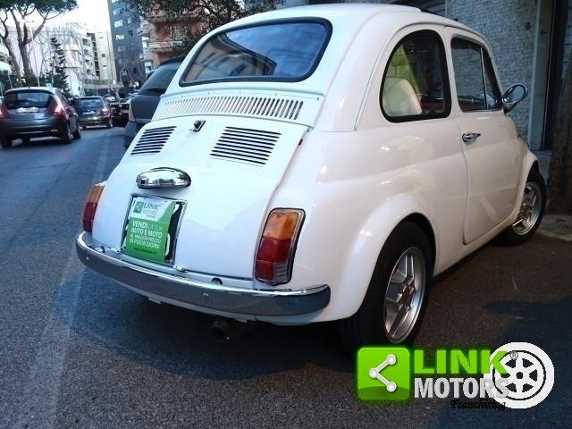 1965 Fiat 500f For Sale (picture 4 of 6)