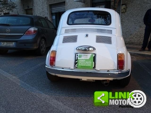 1965 Fiat 500f For Sale (picture 5 of 6)