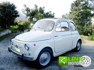 FIAT 500 D (1962) - TOTALMENTE RESTAURATA For Sale
