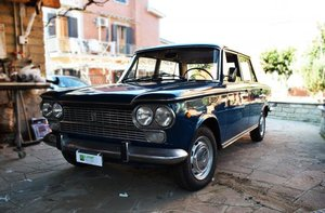 1985 Fiat 1500 F RESTAURO TOTALE For Sale