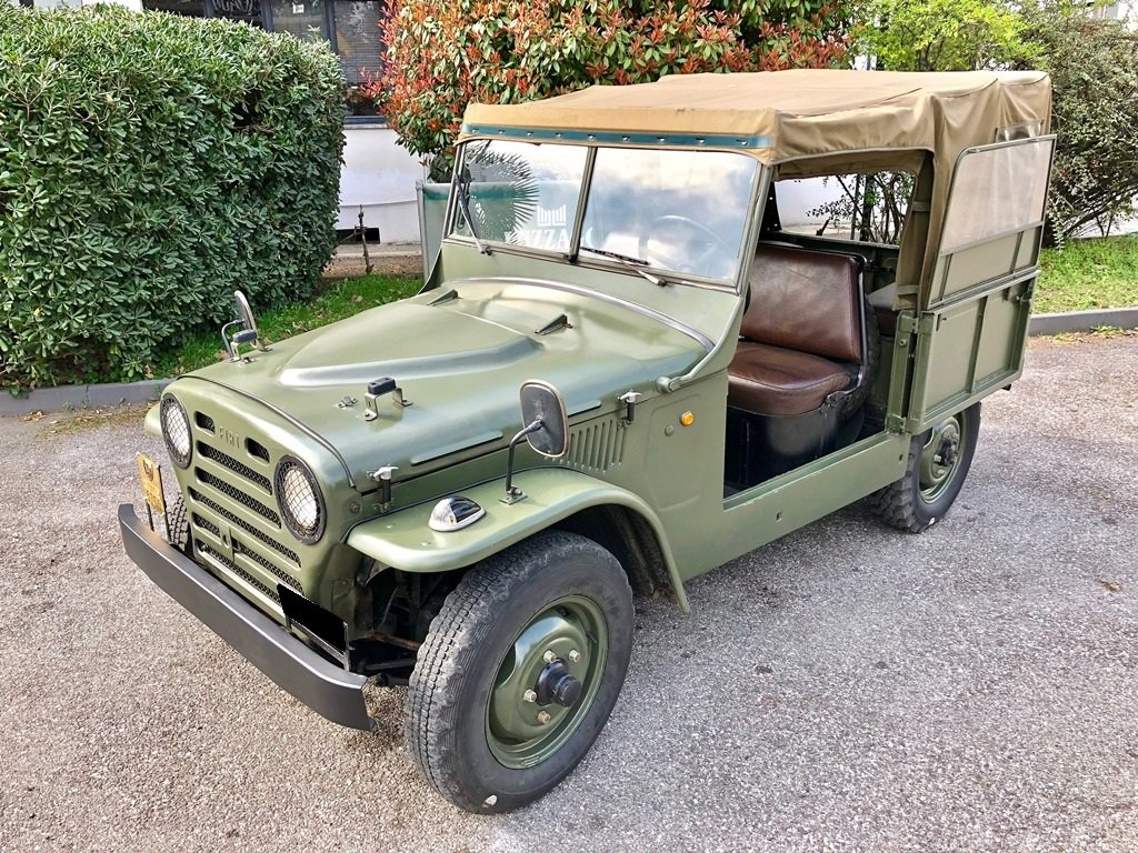 1953 FIAT CAMPAGNOLA AR51 MILITARE For Sale (picture 1 of 6)