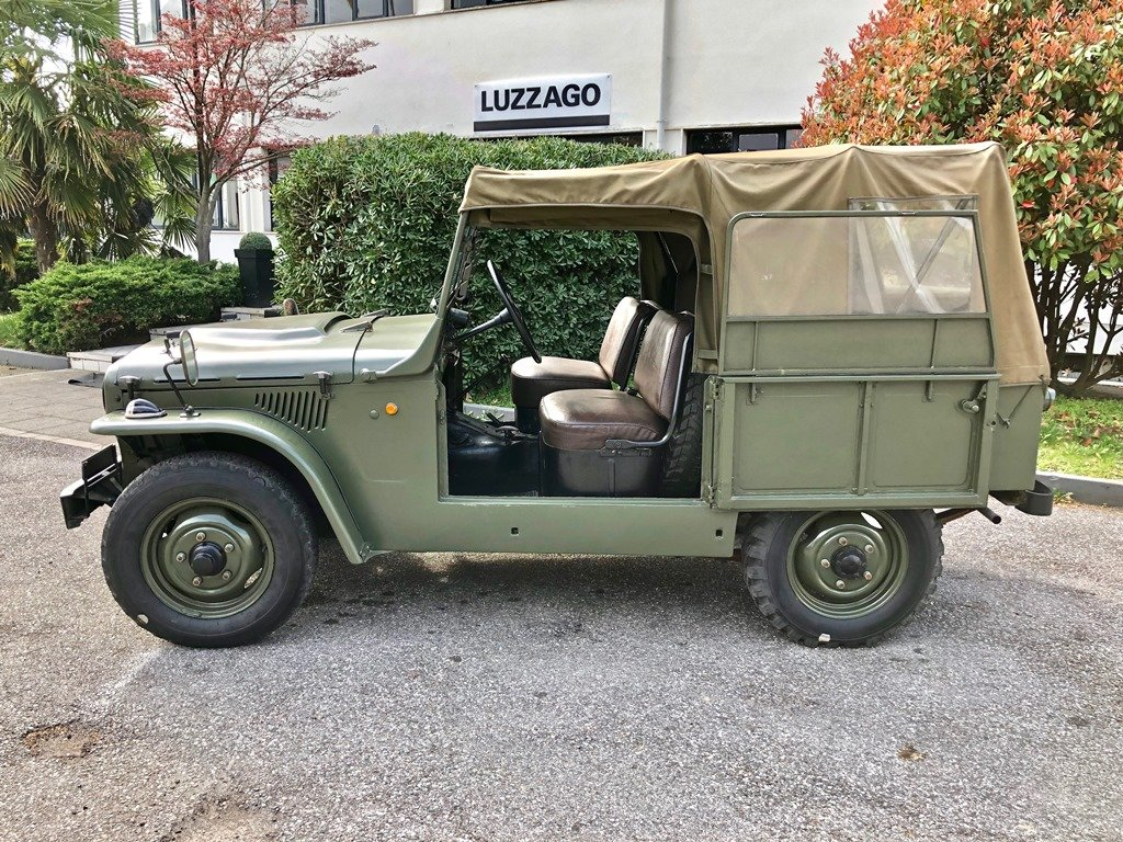1953 FIAT CAMPAGNOLA AR51 MILITARE For Sale (picture 2 of 6)