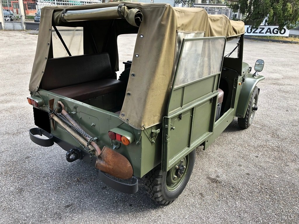 1953 FIAT CAMPAGNOLA AR51 MILITARE For Sale (picture 3 of 6)