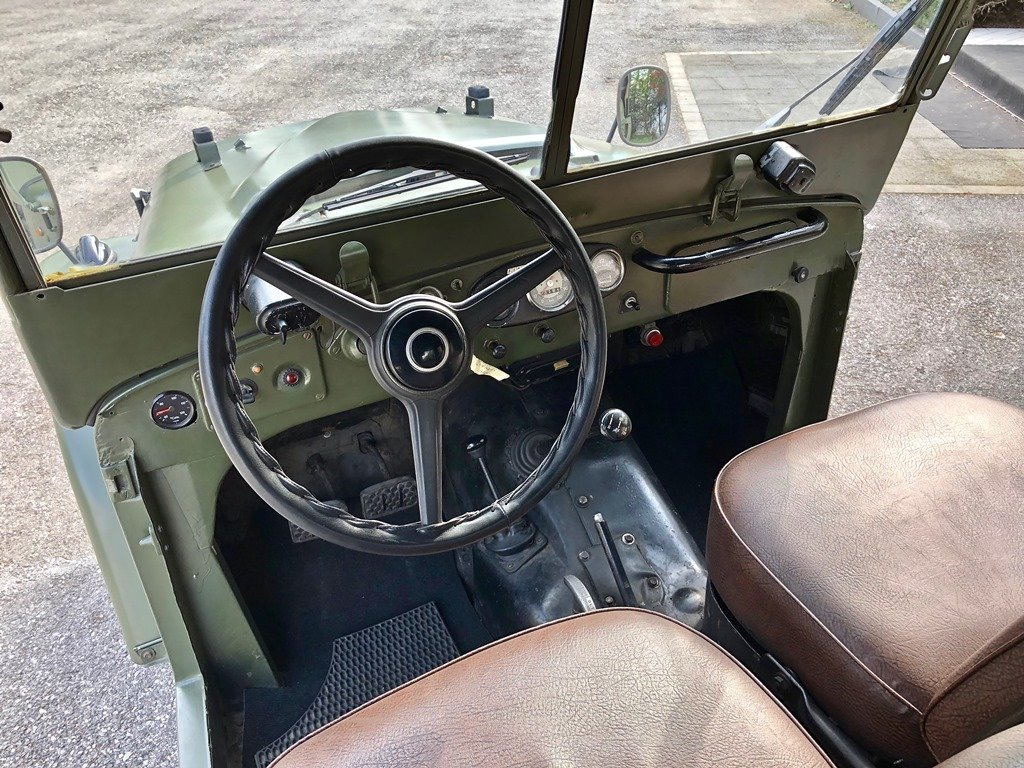1953 FIAT CAMPAGNOLA AR51 MILITARE For Sale (picture 4 of 6)