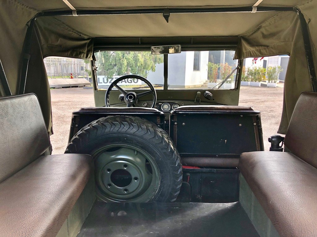 1953 FIAT CAMPAGNOLA AR51 MILITARE For Sale (picture 5 of 6)