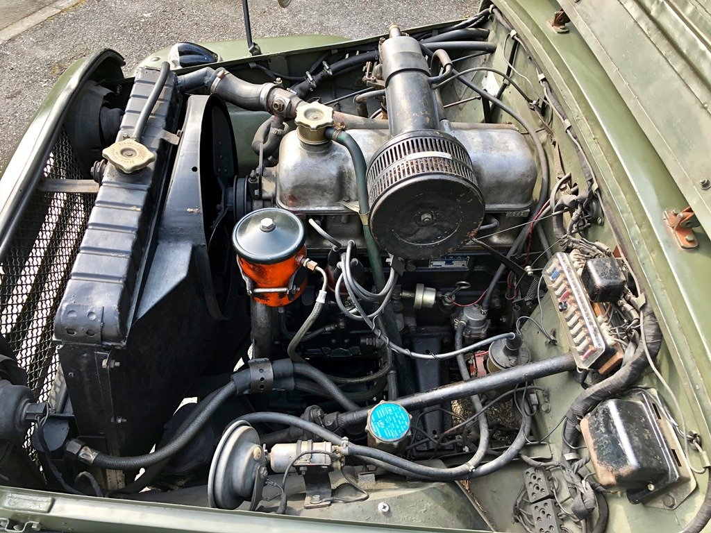 1953 FIAT CAMPAGNOLA AR51 MILITARE For Sale (picture 6 of 6)
