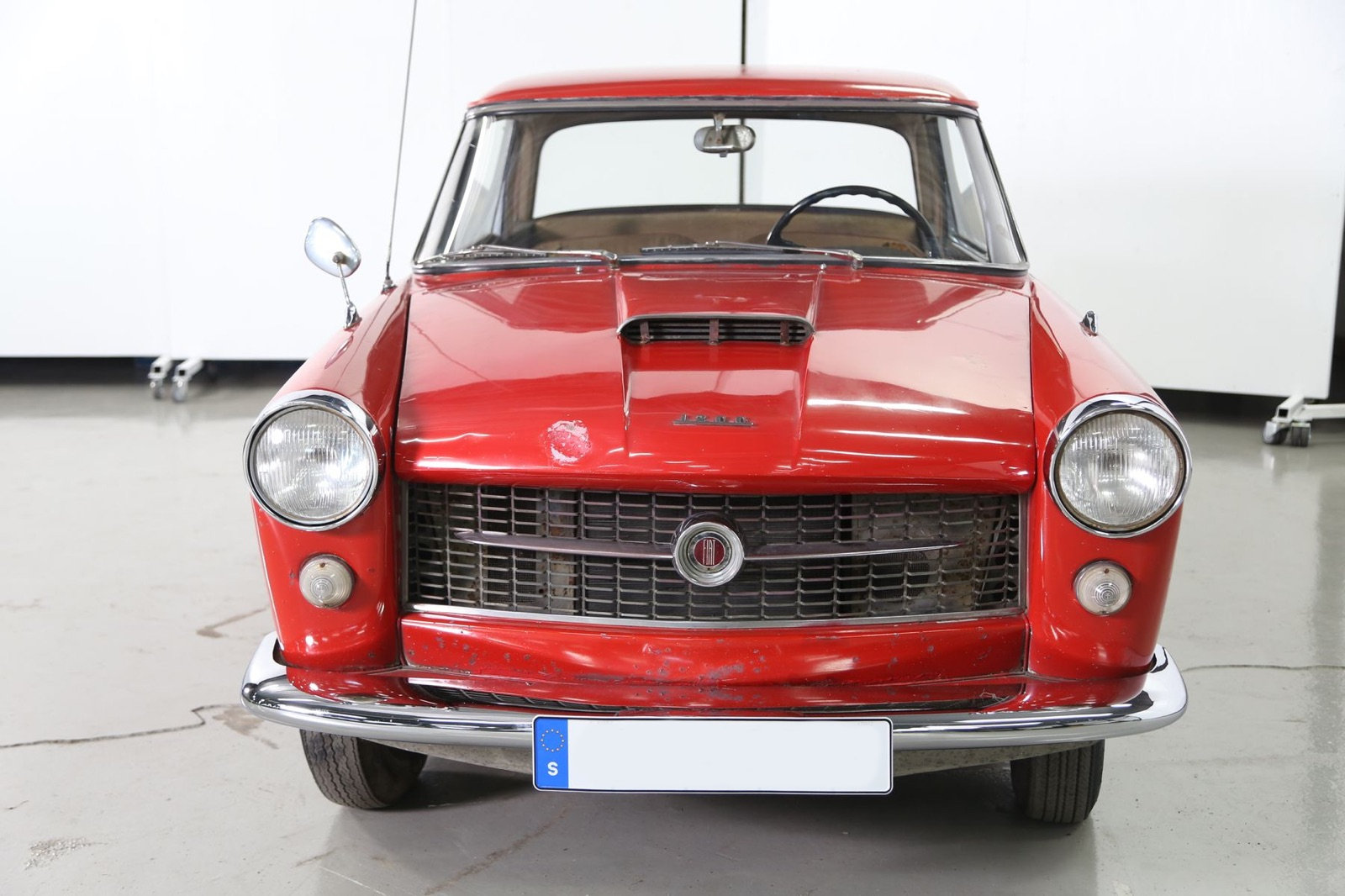 1958 FIAT 1200 coupe pininfarina,  only 19 cars made, Lancia, For Sale (picture 1 of 2)