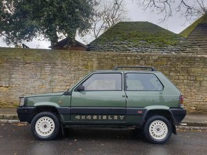 Picture of 1990 Fiat Panda Sisley 4x4 at ACA 13th April  SOLD
