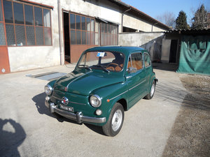 1963 Fiat 600D Seconda Serie cc 750 For Sale