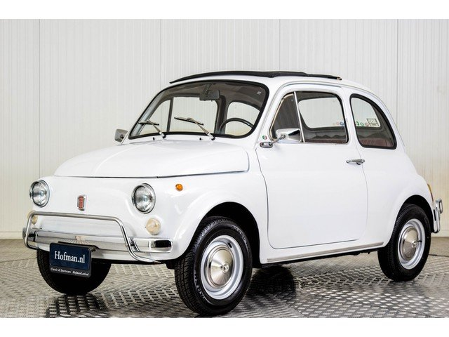 1972 Fiat 500 L LUSSO For Sale (picture 1 of 6)