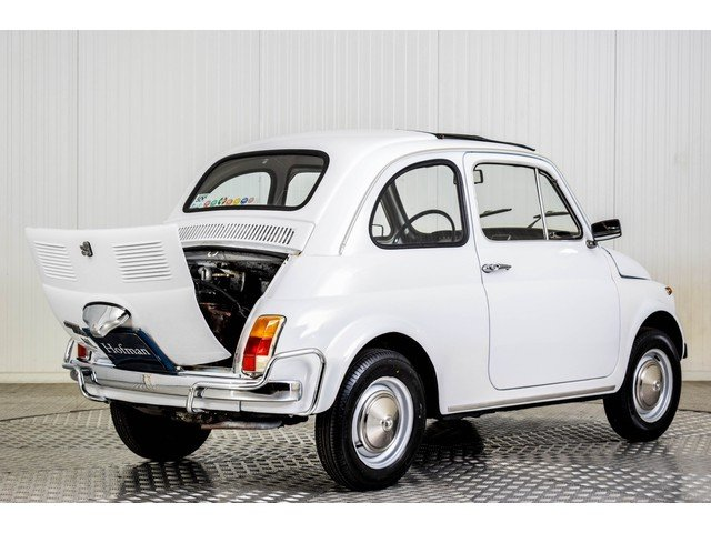 1972 Fiat 500 L LUSSO For Sale (picture 4 of 6)
