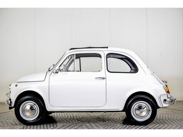1972 Fiat 500 L LUSSO For Sale (picture 6 of 6)